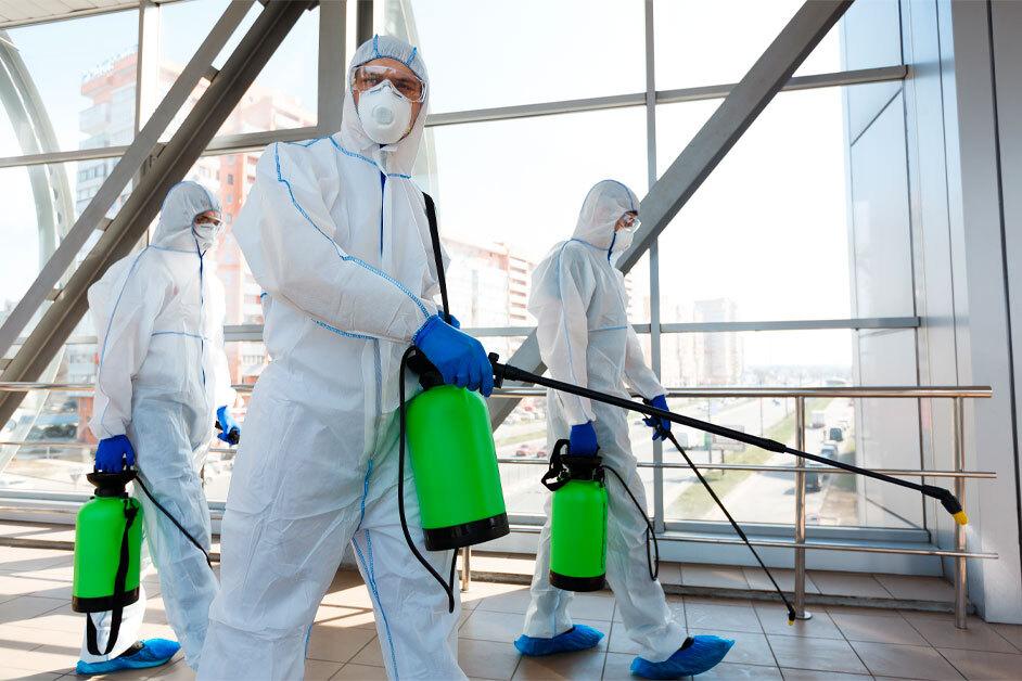 limpieza espacios coronavirus