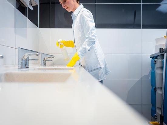 Limpieza vetuarios