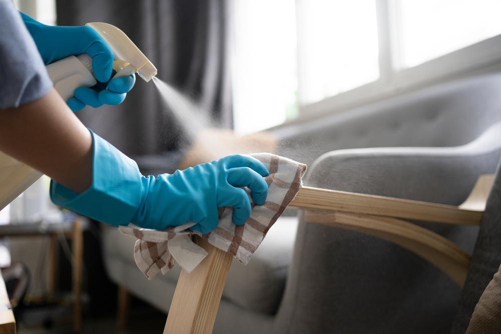 protocolo limpieza residencias