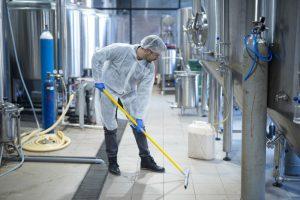 técnicas de limpieza en la industria alimentaria