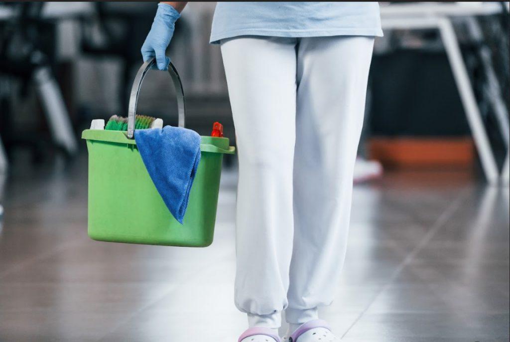 Higiene sector sanitario